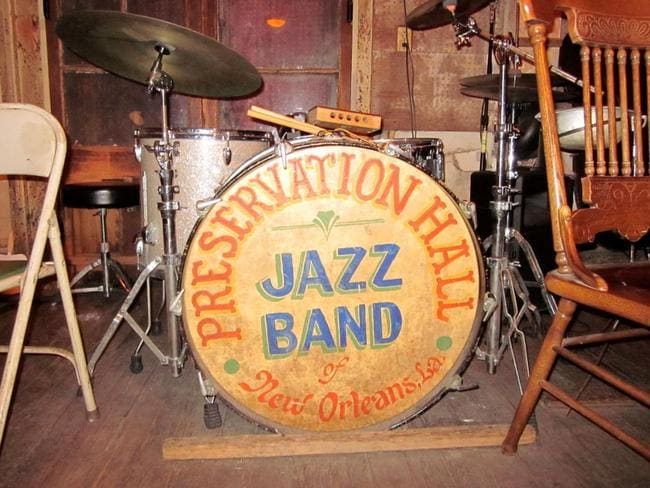 Preservation Hall in New Orleans is one of Contiki's best discoveries in the Southern United States. Picture: Wikimedia Commons