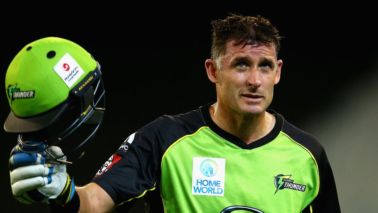 Michael Hussey told  <i>foxsports.com.au</i> that he would like to see less chop and changing.