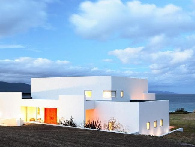 This designer beach house near Tasmania is cheaper than many coastal units in Sydney.