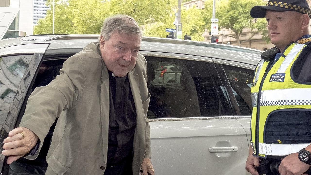 George Pell witness dropped as evidence could lead to more