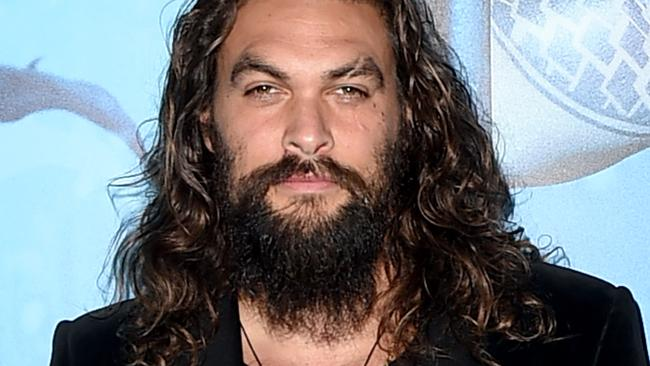Jason Momoa says 'serious stuff' went down on the set of Justice League in 2017 – NEWS.com.au