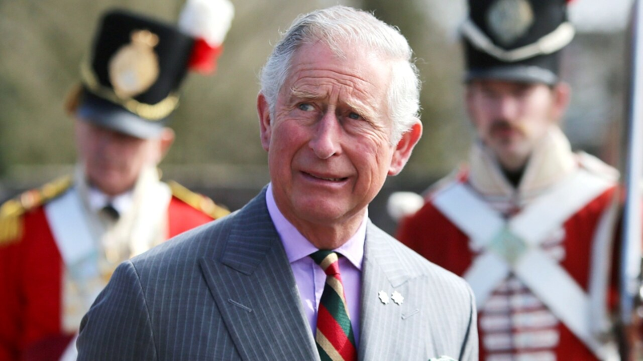 Prince Charles' art collection goes on display
