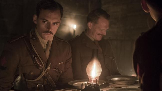 Journey's End is a story of men's relationships with each other.