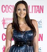 <p>All smiles... Ricki-Lee Coulter on the red carpet for Cosmopolitan's Fun, Fearless Female Awards.</p>