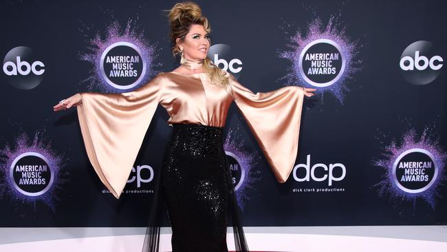 Shania Twain. Picture: Getty