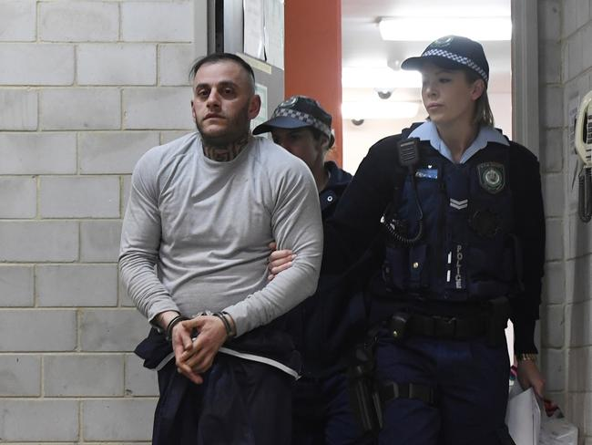 Yusuf Nazlioglu was acquitted of Hawi's murder at trial this month. Picture: Gordon McComiskie