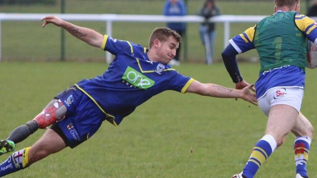PDRL has spread to England, with Warrington and Leeds boasting teams.