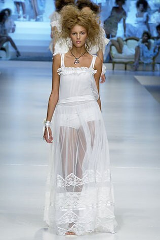 D&G Ready-to-Wear Spring/Summer 2006