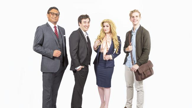 Catch Legally Blonde The Musical this weekend at the Schonell Theatre, University of Queensland.