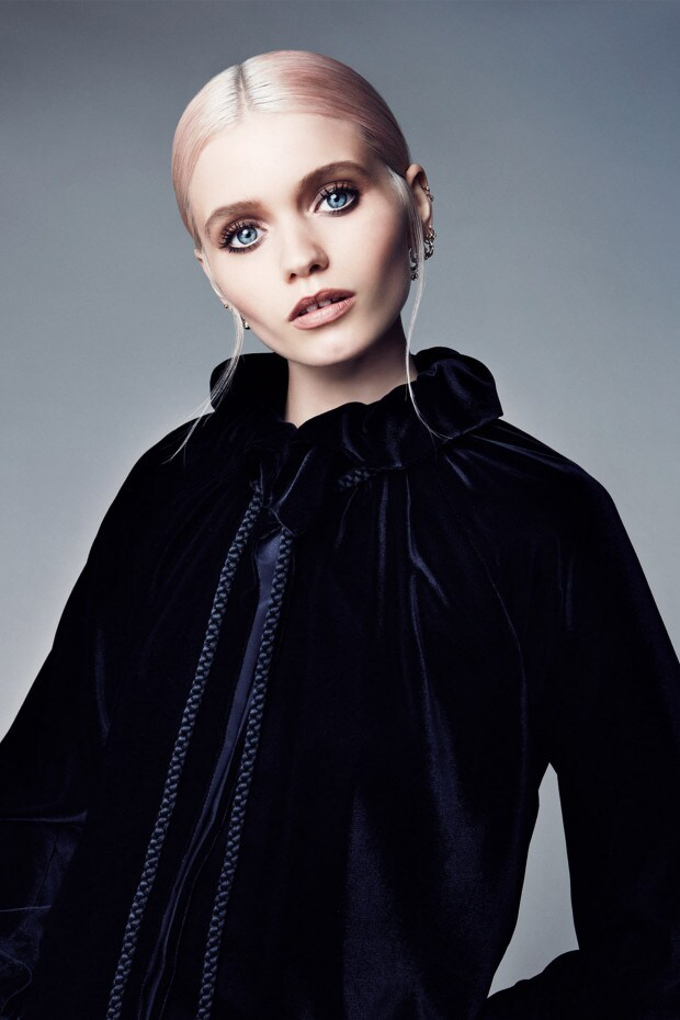 Abbey Lee Vogue Australia August 2012