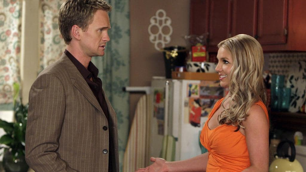 Britney Spears on How I Met Your Mother.