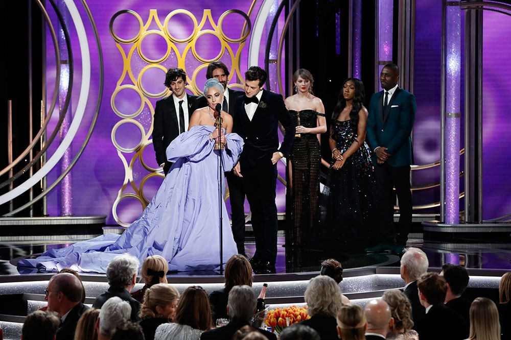 From 125 cases of Champagne to 20,000 flowers: the 2019 Golden Globes by the numbers