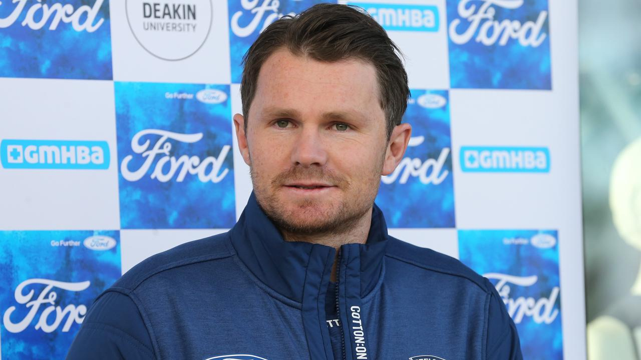 Patrick Dangerfield says Australia still has a long way to go.