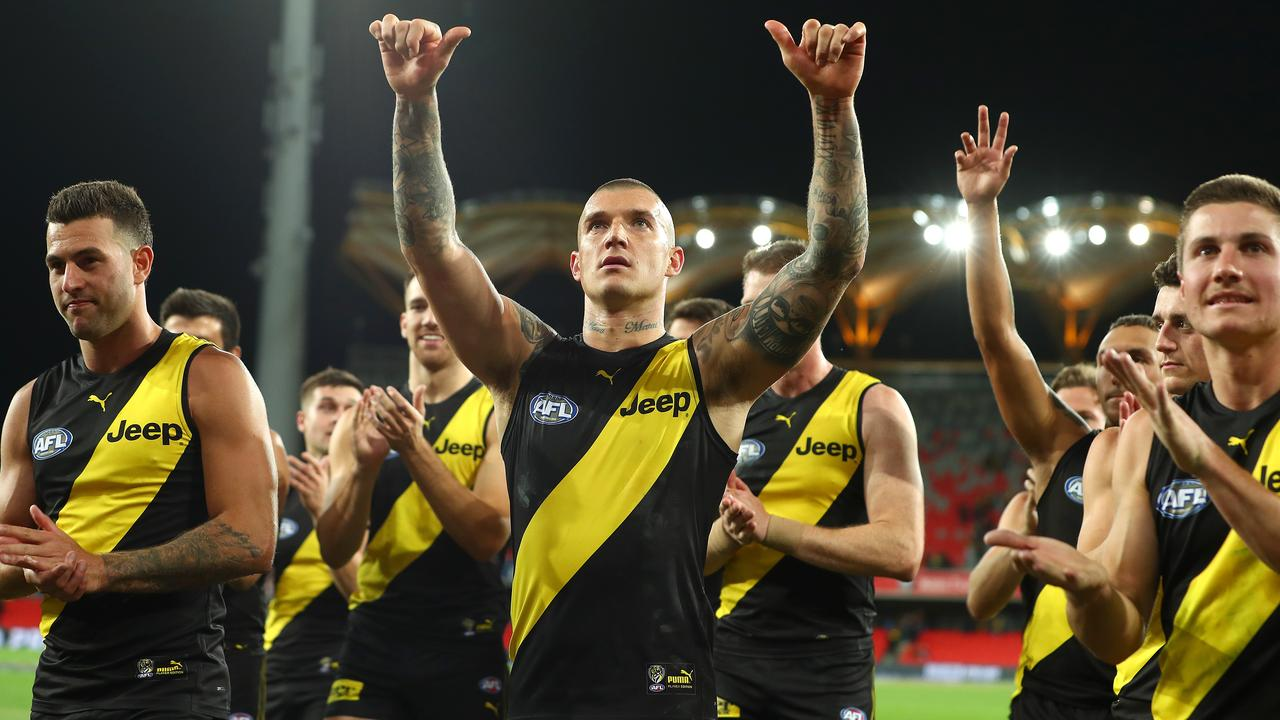 See the full week 1 fixture for the 2020 AFL finals series – Fox Sports