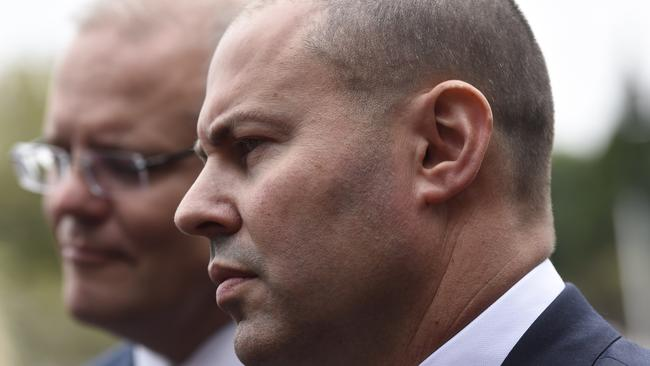 Josh Frydenberg will hand down his first budget on Tuesday. Picture: Alan Barber
