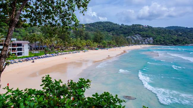 Thailand is one of Australians' top five overseas holiday spots.