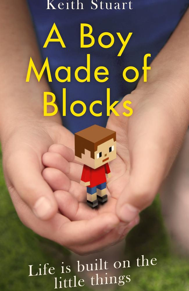 Keith's hit book about bringing up an autistic child.
