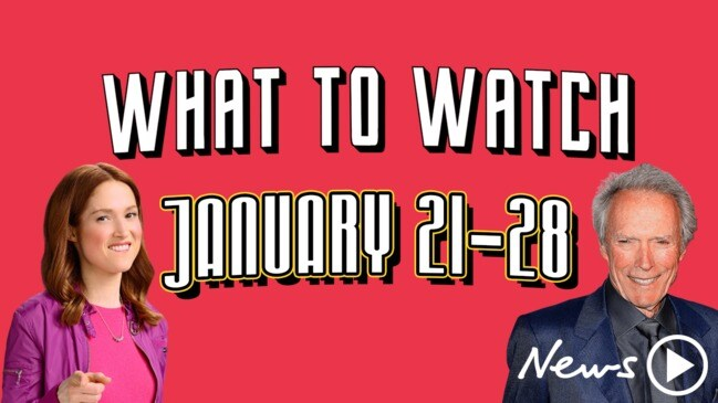 What to Watch: January 21-28 - Streaming, TV & In Cinemas