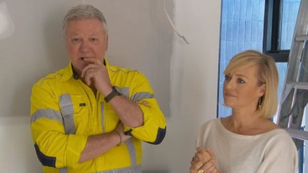 The Block's Scott Cam and Shelley Craft deliver 'the most devastating news' in Block history. Channel 9.