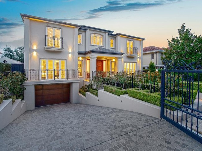 5 Firth St, Strathfield (above and below) sold for $5,715,000.
