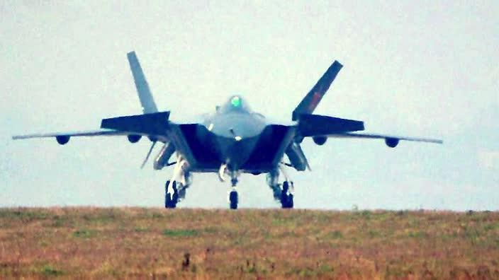 china stealth fighter jet the j 20 is ready