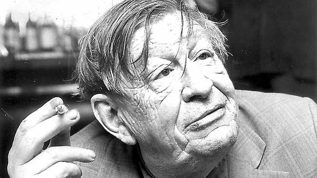 love and torment fill lost wh auden diary