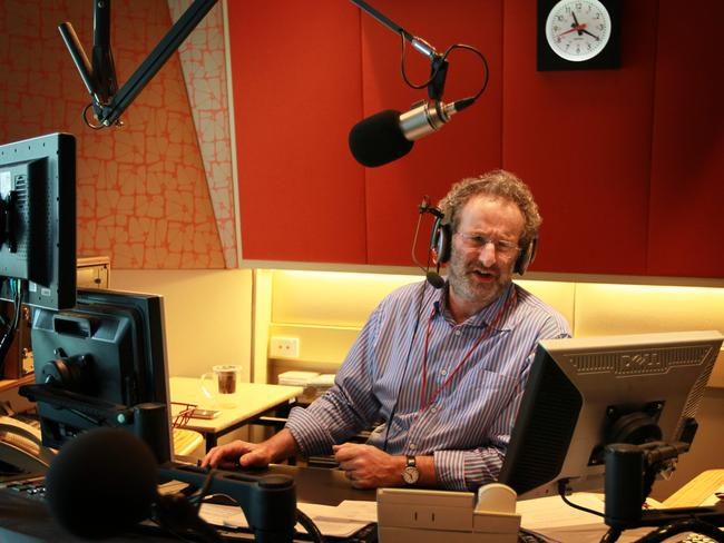 ABC radio presenter Jon Faine challenged the Prime Minister over negative gearing.
