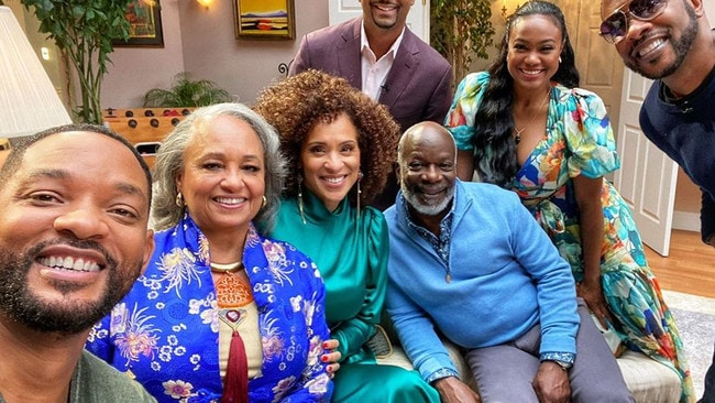 Fresh Prince of Bel Air reunion: Will Smith's casts photo announces streaming special – NEWS.com.au