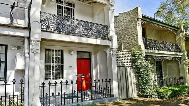 58 Denison St, Bondi Junction has just one bedroom and is on the market for $785,000 to $800,000.