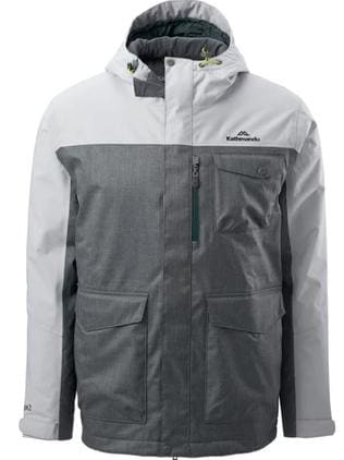 The Kathmandu Men's waterproof ski jacket retails for $449.98