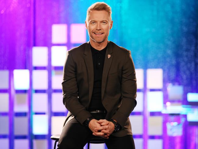 Ronan Keating to join new Australian singing show All Together Now