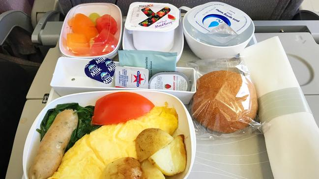 Why you should avoid asking for a meal change while flying.