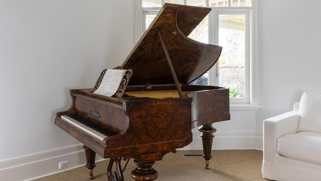 A musical heirloom.
