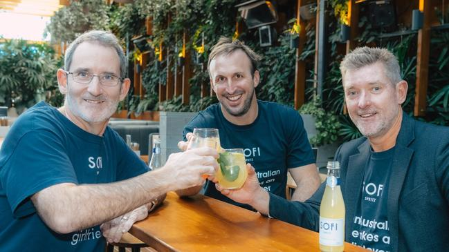 The ready-to-drink cocktail start-up is growing at 50 per cent year-on-year.