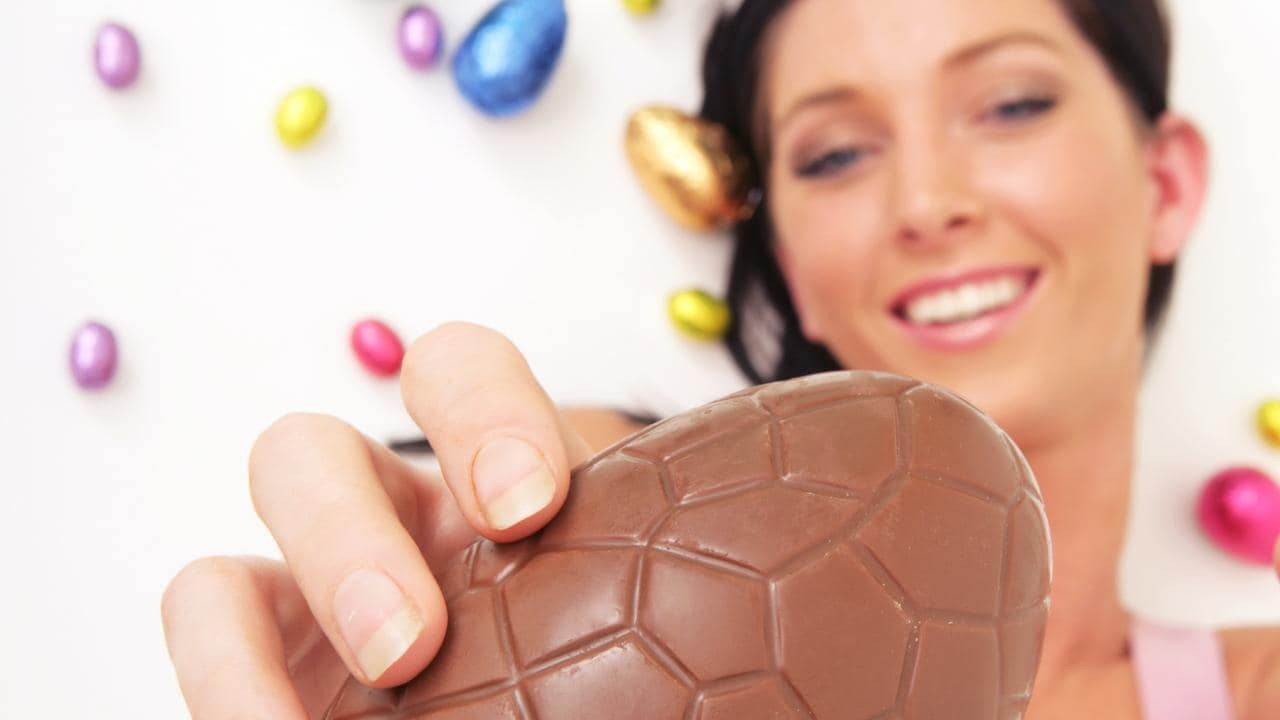 Just the simple act of giving chocolate as a gift can make us feel good.