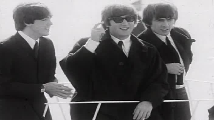 1964: The Beatles arrive in Melbourne