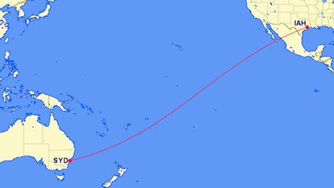 10 of the world\'s longest flights