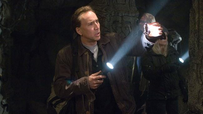 Nicolas Cage never revealed what was on Page 47 of the Book Of Secrets.