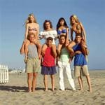 Beverly Hills cast shot from 1991. Picture: FOX/BROADCASTING CO. / Album