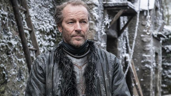 Game of Thrones final season. Iain Glen. Picture: Helen Sloan / HBO