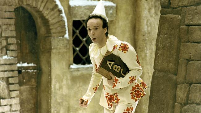 Not a real boy: Roberto Benigni in the disastrous Pinocchio