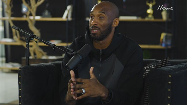 Kobe Bryant: NBA legend explains why he started taking choppers (2017)