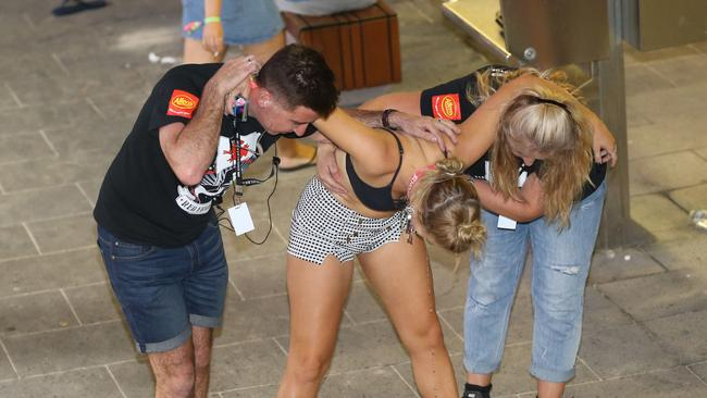 Schoolies are being arrested for stupider things by the day.