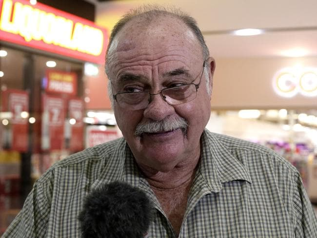 Queensland MP Warren Entsch says the woman being taken by the croc was an act of 'human stupidity'. Picture: Anna Rogers