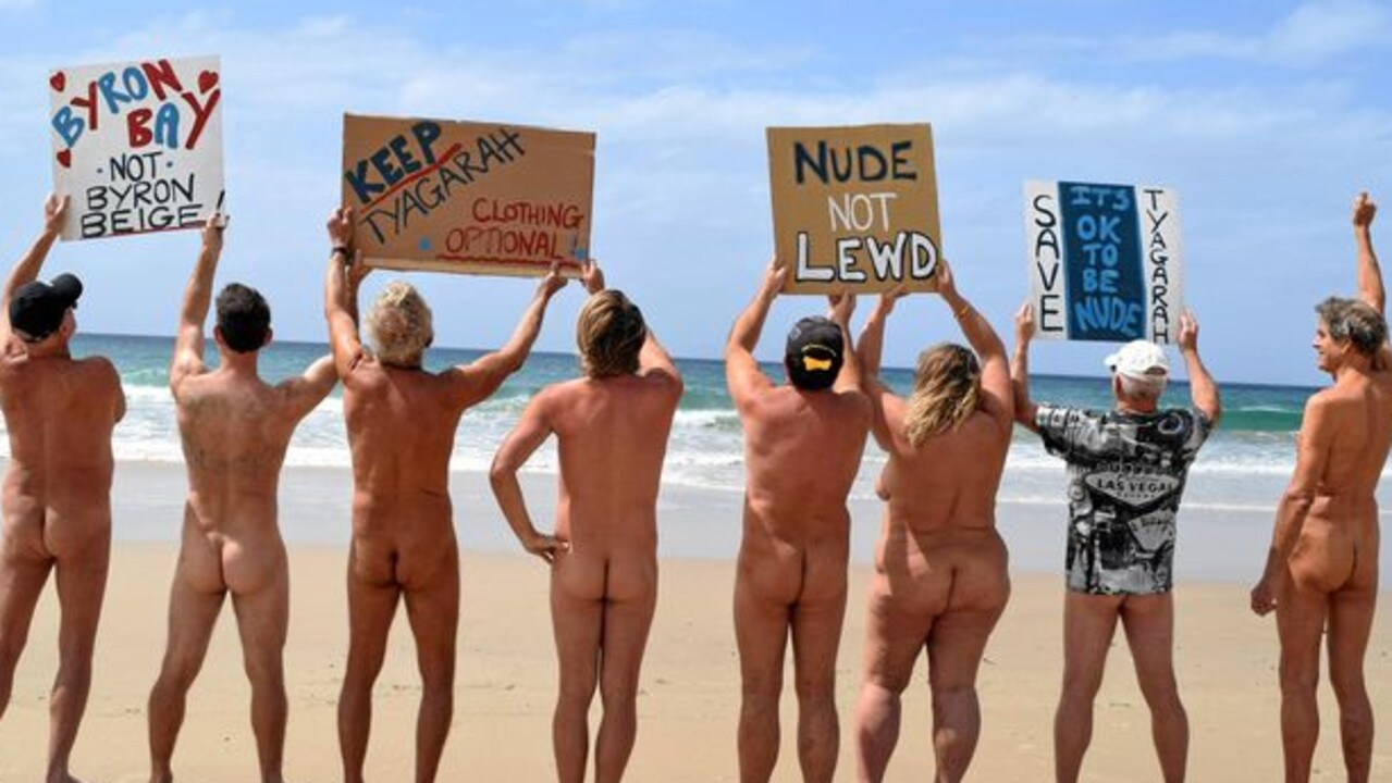 Nude Beach Tyagarah Close To Byron Bay Could Be Closed  Gold Coast -7837