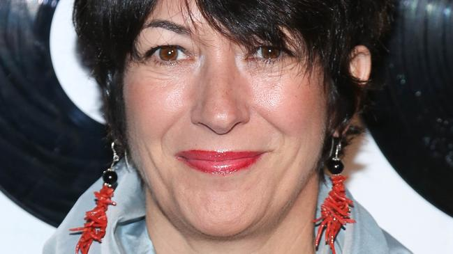 Ghislaine Maxwell at a benefit gala in New York in 2014. Picture: Rob Kim/Getty Images