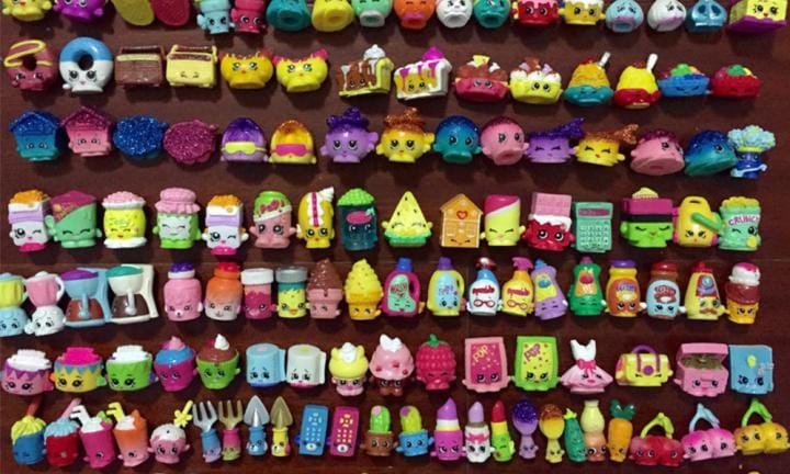 <b>YOU WILL HAVE TO FIND THEM</b>: Shopkins are very special little things. If your child has lost their favourite one you will know about it. There will come a time when you're woken up at 6am by your three-year-old who desperately needs your help to find the ONE special Shopkin that's missing, even though the other 300 are accounted for.
