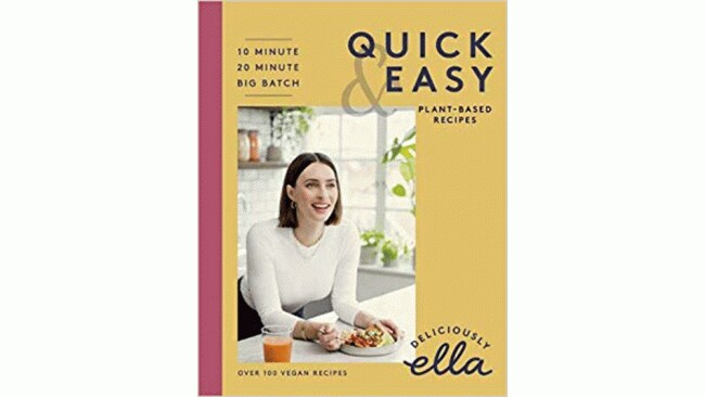 Quick & Easy by Deliciously Ella ($30 at Amazon)