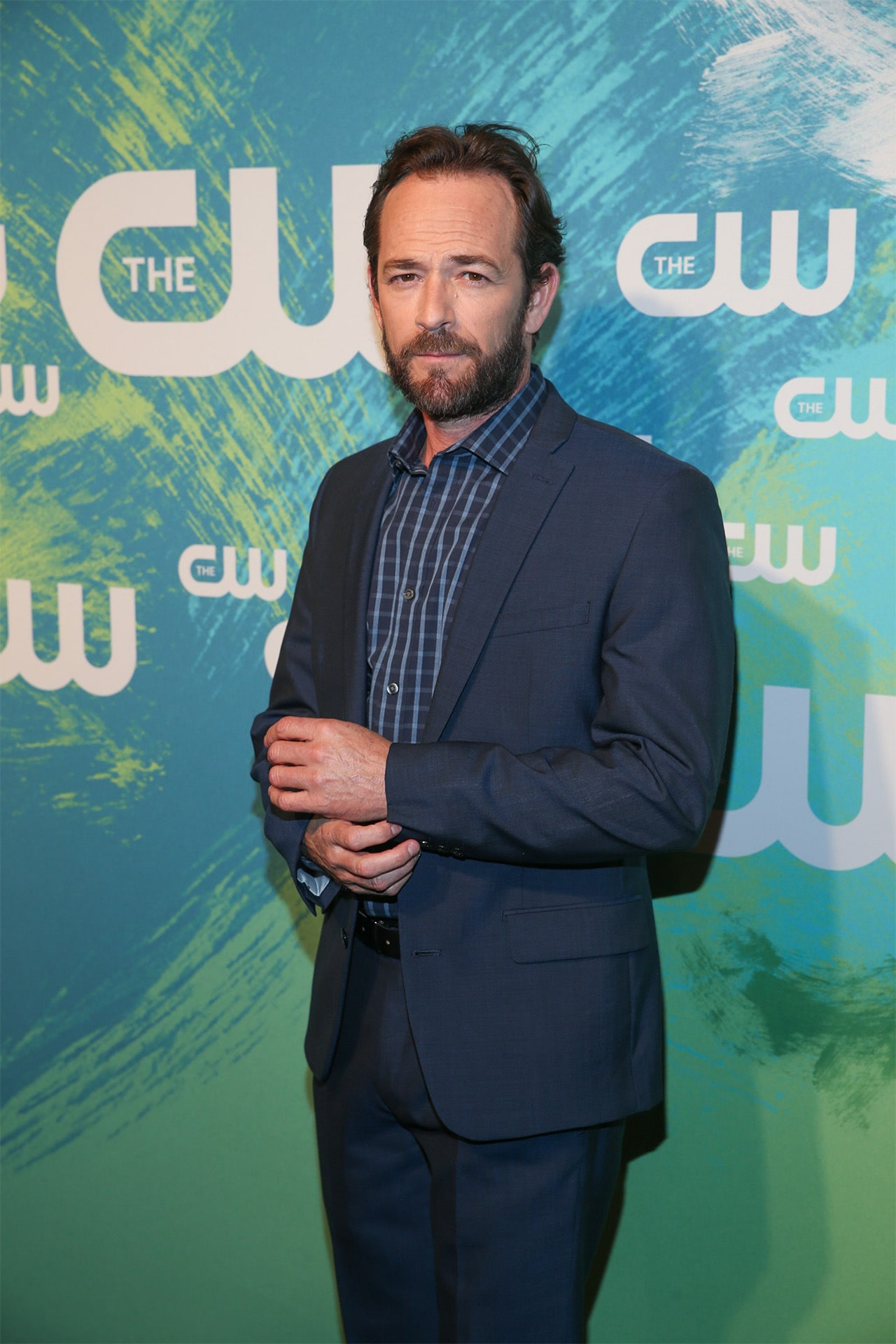 Luke Perry attends The CW Network's 2016 New York Upfront Presentation at The London Hotel on May 19, 2016 in New York City. Image credit: Rob Kim/Getty Images