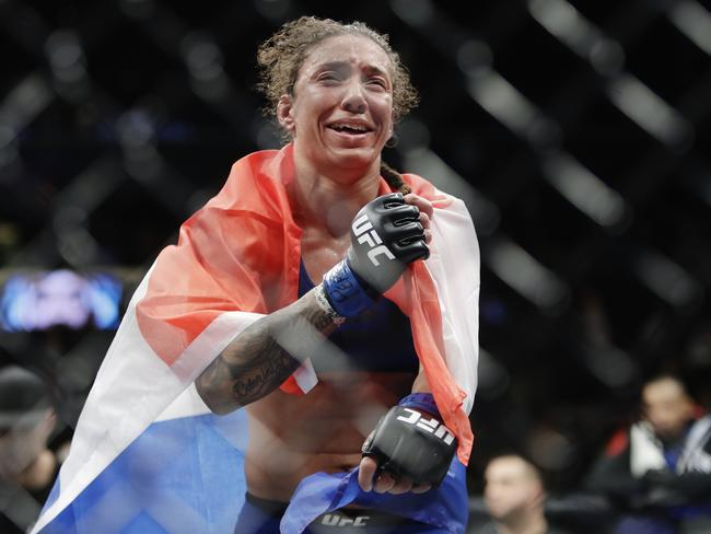 Germaine de Randamie.